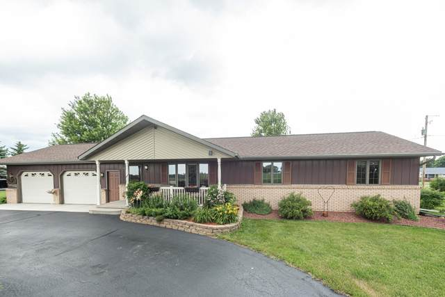 820 S County Rd J, Cato, WI 54230 (#1702223) :: RE/MAX Service First Service First Pros