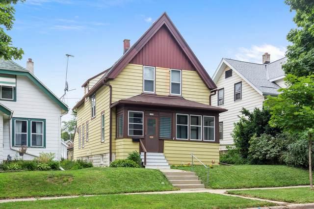 1508 S 82nd St, West Allis, WI 53214 (#1702491) :: Keller Williams Realty - Milwaukee Southwest