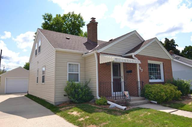 647 Midland Ave, West Bend, WI 53090 (#1702786) :: RE/MAX Service First Service First Pros
