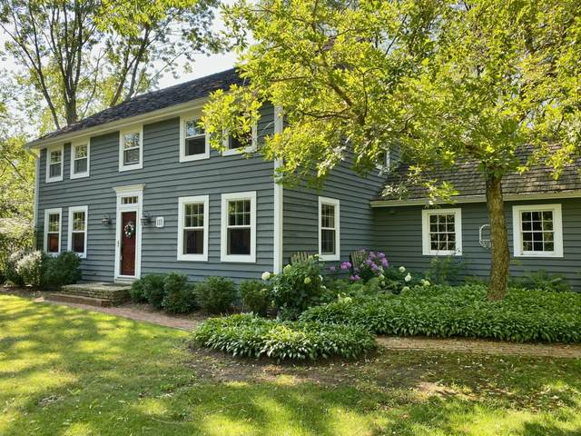 111 W Zedler Ln, Mequon, WI 53092 (#1702855) :: OneTrust Real Estate