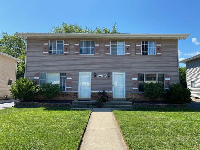 1603 87th Pl #1605, Kenosha, WI 53143 (#1702969) :: Keller Williams Realty - Milwaukee Southwest