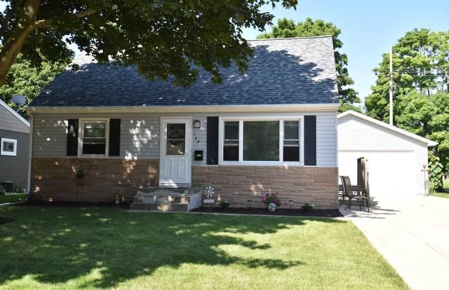 149 N Kendrick Ave, Burlington, WI 53105 (#1702978) :: OneTrust Real Estate