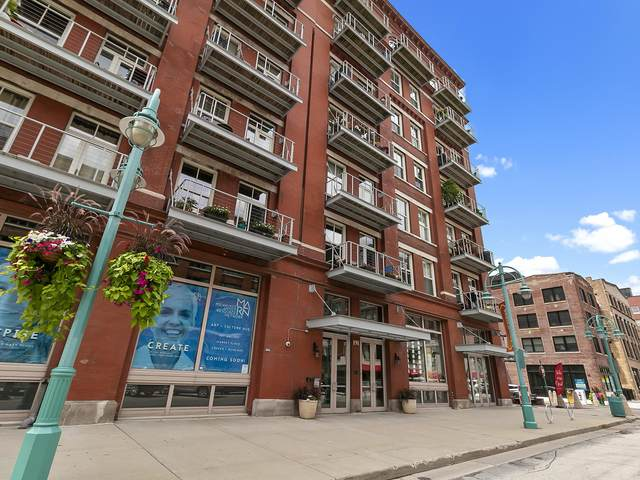 191 N Broadway #503, Milwaukee, WI 53202 (#1703177) :: OneTrust Real Estate