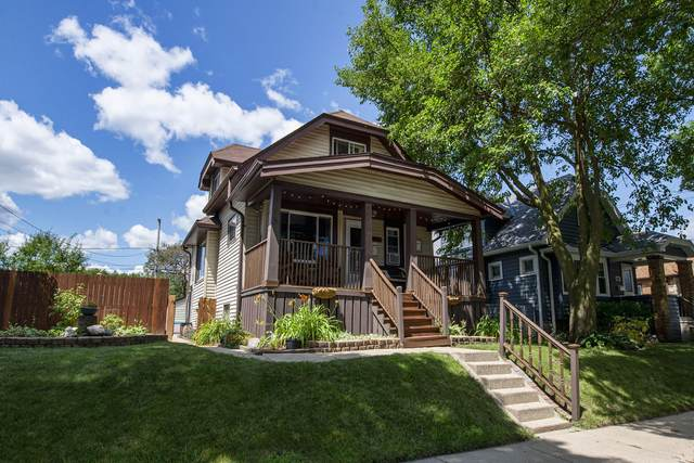 2331 S 64th St, West Allis, WI 53219 (#1703429) :: RE/MAX Service First Service First Pros