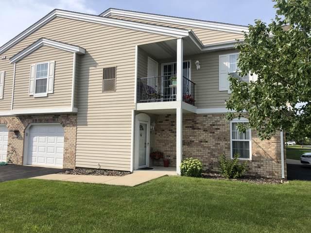 1156 Sunnyslope Dr #205, Mount Pleasant, WI 53406 (#1703596) :: OneTrust Real Estate