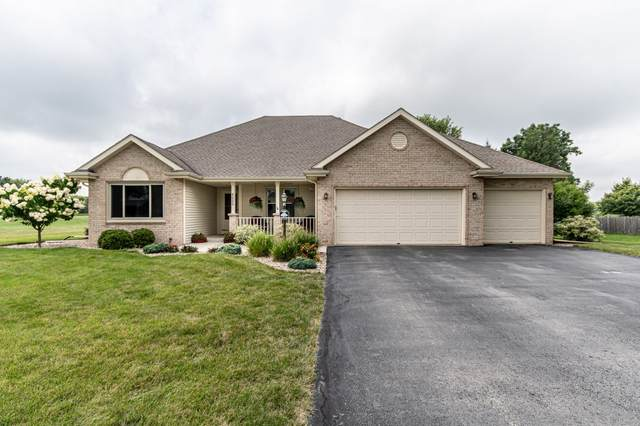 4020 Royal Oaks Dr, Mount Pleasant, WI 53406 (#1704096) :: OneTrust Real Estate
