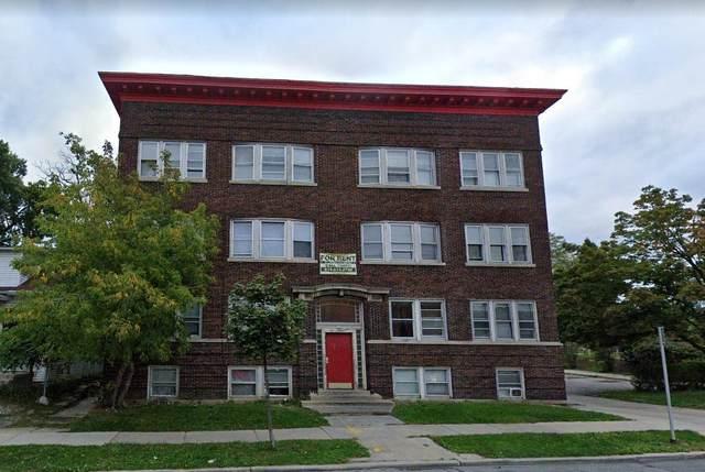 1122 N 27th St, Milwaukee, WI 53233 (#1704450) :: NextHome Prime Real Estate