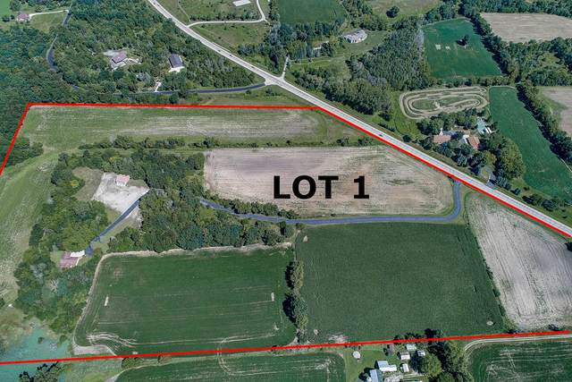 N75W25635 State Road 164, Lisbon, WI 53089 (#1704537) :: NextHome Prime Real Estate