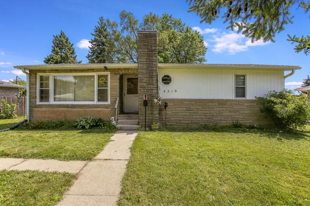 5319 55th St, Kenosha, WI 53144 (#1704540) :: NextHome Prime Real Estate