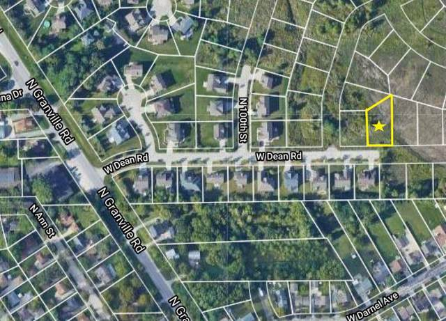 9818 W Dean Rd, Milwaukee, WI 53224 (#1704653) :: OneTrust Real Estate