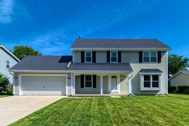 N170W20278 Hunters Rd, Jackson, WI 53037 (#1705091) :: OneTrust Real Estate