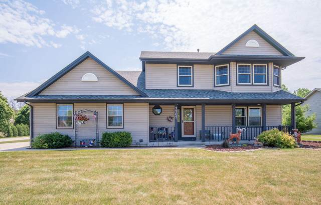 1909 Newberry Ln, Caledonia, WI 53402 (#1706547) :: RE/MAX Service First Service First Pros