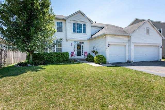 11003 66th St, Kenosha, WI 53142 (#1706620) :: RE/MAX Service First Service First Pros