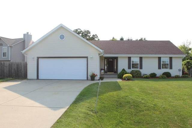 4208 Stormy Dr, Dover, WI 53139 (#1706761) :: NextHome Prime Real Estate