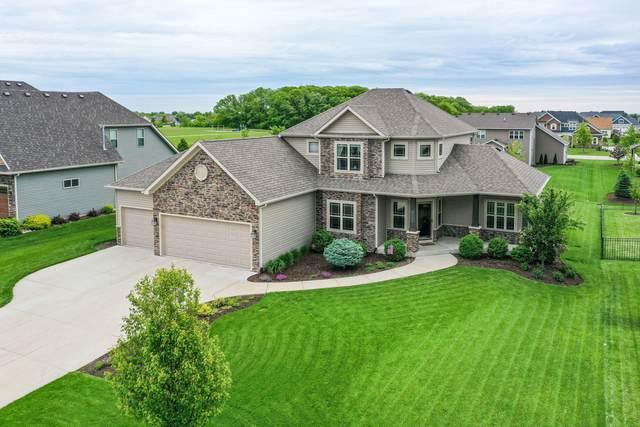 9863 Cooper Rd, Pleasant Prairie, WI 53158 (#1706822) :: Tom Didier Real Estate Team