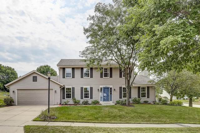 2613 Oakcrest Dr, Waukesha, WI 53188 (#1707110) :: NextHome Prime Real Estate