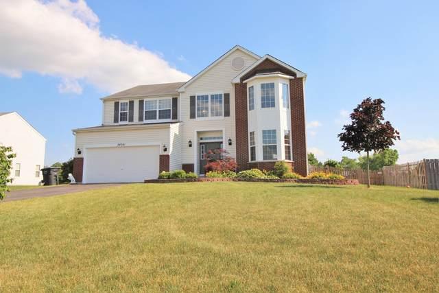 24501 88th St, Salem, WI 53168 (#1709141) :: Tom Didier Real Estate Team