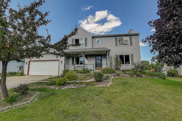 1145 Edgewood Rd, Kewaskum, WI 53040 (#1709186) :: OneTrust Real Estate