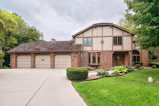 W128S7490 Courtland Ln, Muskego, WI 53150 (#1709449) :: NextHome Prime Real Estate
