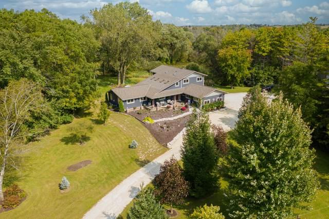 3680 County Road O, Saukville, WI 53080 (#1709746) :: Tom Didier Real Estate Team