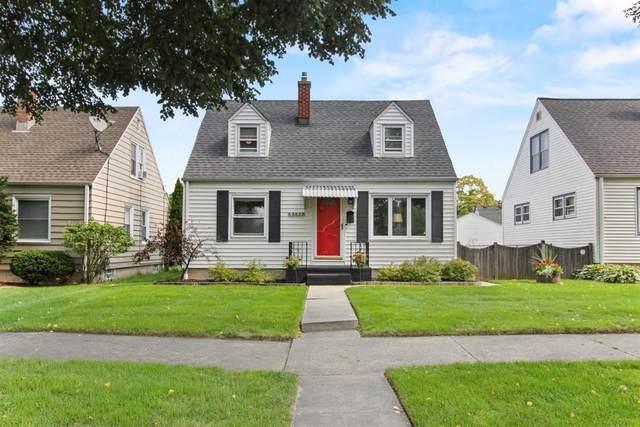 3630 N 99th St, Milwaukee, WI 53222 (#1710432) :: Tom Didier Real Estate Team