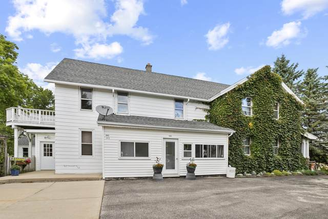4045 State Highway 83, Hartford, WI 53027 (#1710446) :: Tom Didier Real Estate Team