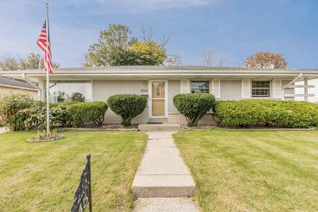 6145 N 95th St, Milwaukee, WI 53225 (#1710463) :: OneTrust Real Estate