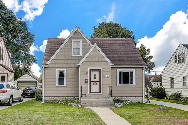 135 Mayer St, West Bend, WI 53090 (#1710536) :: Tom Didier Real Estate Team