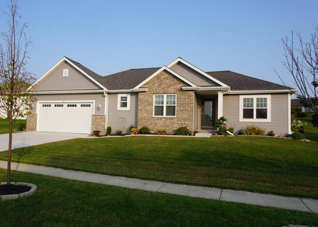 200 Chapel Hill Dr, Johnson Creek, WI 53038 (#1710812) :: NextHome Prime Real Estate