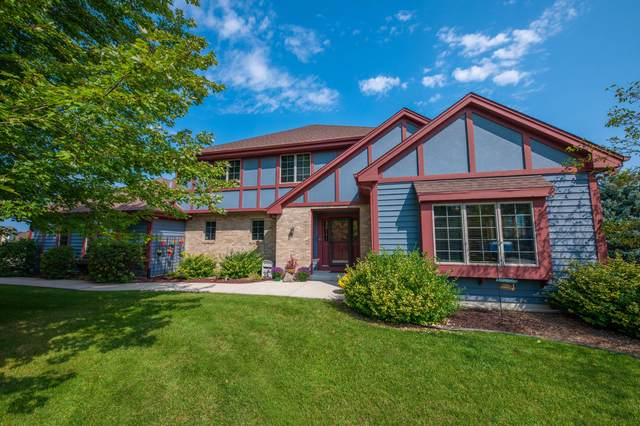 9440 Oak Ct, Brown Deer, WI 53223 (#1711171) :: Tom Didier Real Estate Team
