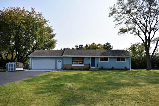 10303 W Leon Ter, Milwaukee, WI 53224 (#1711381) :: RE/MAX Service First Service First Pros