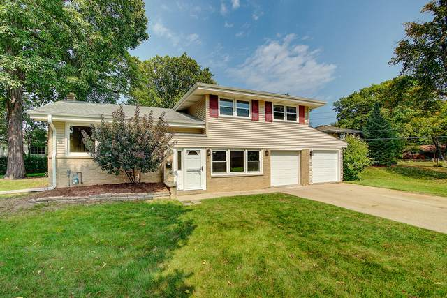5518 Brandon St, Greendale, WI 53129 (#1711386) :: RE/MAX Service First Service First Pros