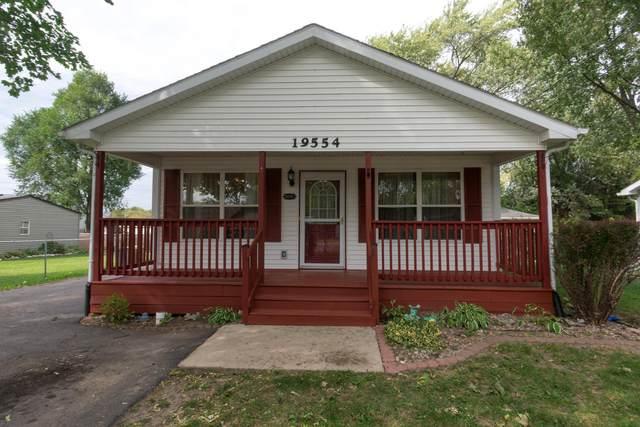 19554 103rd St, Bristol, WI 53104 (#1711994) :: OneTrust Real Estate