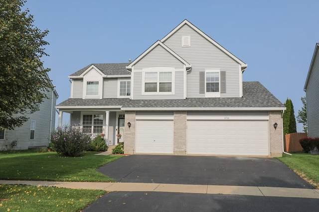 6516 103rd Ave, Kenosha, WI 53142 (#1712247) :: Tom Didier Real Estate Team