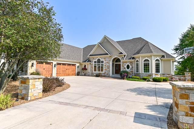 383 Legend View, Wales, WI 53183 (#1712774) :: RE/MAX Service First Service First Pros