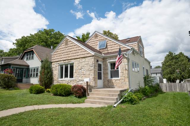 7624 W Lorraine Pl, Milwaukee, WI 53222 (#1712917) :: Tom Didier Real Estate Team