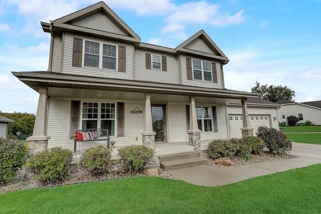 261 Brewster Dr, Lake Mills, WI 53551 (#1712926) :: Tom Didier Real Estate Team