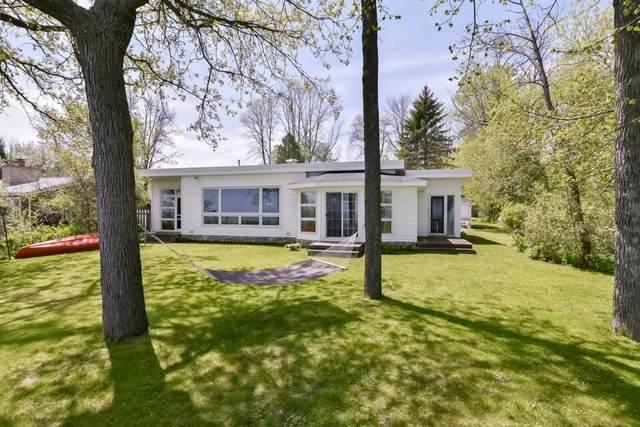 7098 Sauk Trail Beach Rd, Belgium, WI 53013 (#1713531) :: Tom Didier Real Estate Team