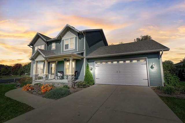 150 Brewster Dr, Lake Mills, WI 53551 (#1713536) :: Tom Didier Real Estate Team