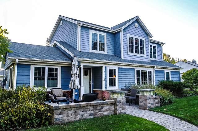 7140 N Longacre Rd, Fox Point, WI 53217 (#1713593) :: Tom Didier Real Estate Team
