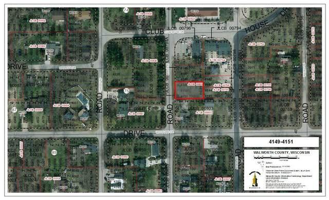Lt4149 Beach Rd, Geneva, WI 53147 (#1714909) :: Tom Didier Real Estate Team
