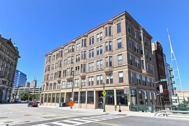 108 W Wells St 5E, Milwaukee, WI 53203 (#1715491) :: OneTrust Real Estate
