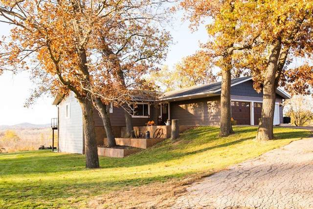 W4730 County Road B, Barre, WI 54669 (#1715840) :: OneTrust Real Estate