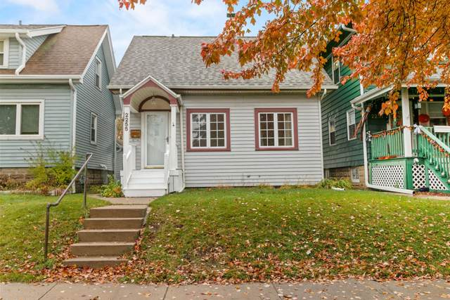 2255 S 57th St, West Allis, WI 53219 (#1716057) :: NextHome Prime Real Estate