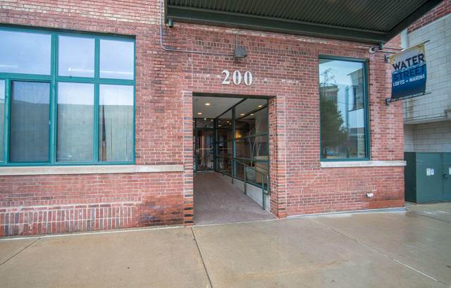 200 S Water St #109, Milwaukee, WI 53204 (#1716166) :: OneTrust Real Estate