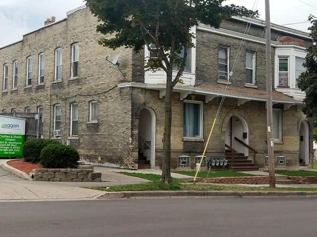 721 S 9th St #-727, Milwaukee, WI 53204 (#1716183) :: NextHome Prime Real Estate