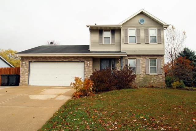 258 Crestview Ln, Lake Mills, WI 53551 (#1716207) :: RE/MAX Service First