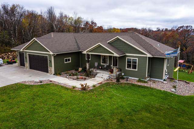 5694 Kate Ave, Leon, WI 54656 (#1716301) :: OneTrust Real Estate
