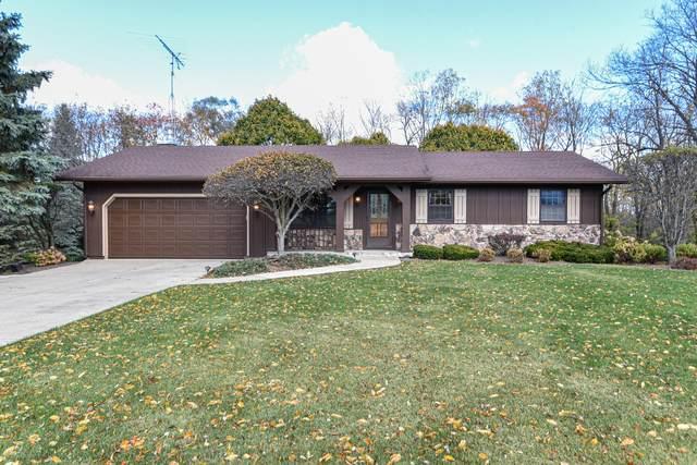 35400 Ridge Rd, Burlington, WI 53105 (#1716348) :: Tom Didier Real Estate Team