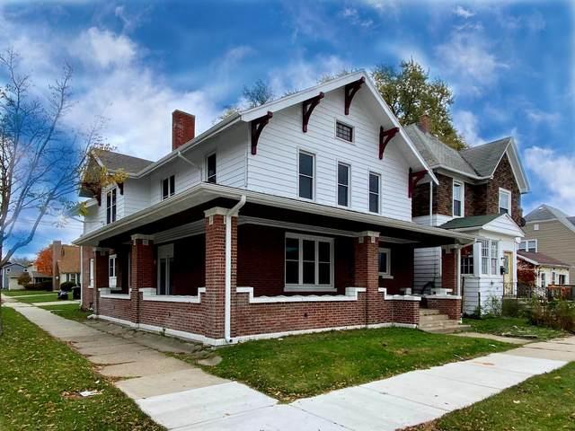 1101 Grand Ave, Racine, WI 53403 (#1716455) :: Tom Didier Real Estate Team